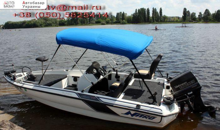 тракер моторная лодка