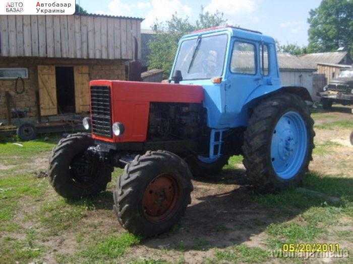 автобазар украины - Продажа 1992 г.в. Трактор МТЗ-82 ... 0bb660cb70b49