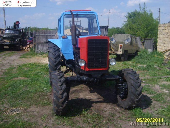 Продажа MT-3 82 бу на AUTO.RIA: купить МТЗ 082 в Украине