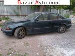 1997 BMW 5 Series E39