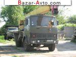 1988 Автокран КС-3577 МАЗ-5337