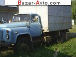 1986 Газ 53 фургон