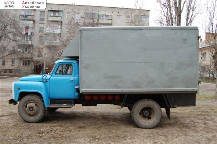автобазар украины - Продажа 1987 г.в.  Газ 53 Прод.будка