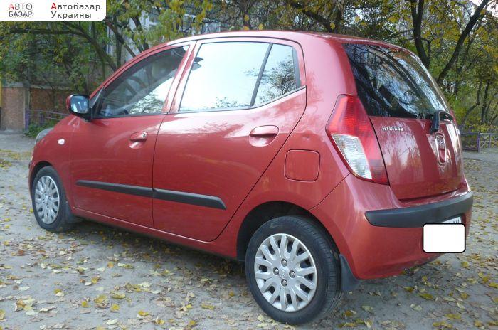 автобазар украины - Продажа 2008 г.в.  Hyundai I10