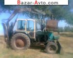 1986 Трактор ЮМЗ 6