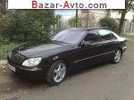 2001 Mercedes S 600  LONG