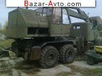 1988 КРАЗ Краз ОВ 4421-Эскаватор