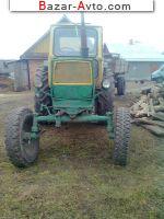 1982 Трактор ЮМЗ-6