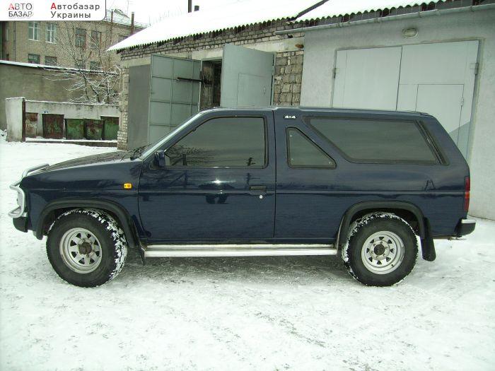 автобазар украины - Продажа 1991 г.в.  Nissan Terrano
