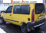 Renault Kangoo пасс