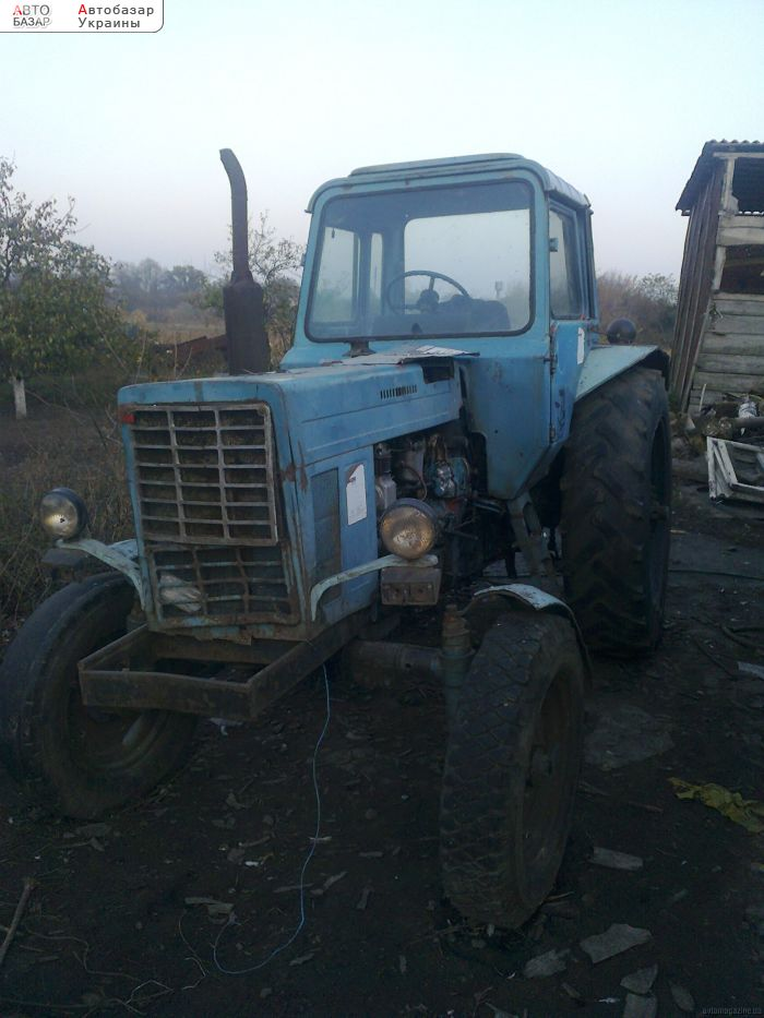 Купить Трактор: МТЗ 80.1 Беларус 2015 Херсон: Продажа авто.