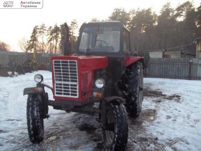 автобазар украины - Продажа 1997 г.в.  Трактор МТЗ-82