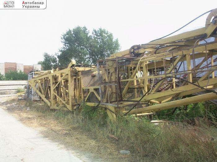 автобазар украины - Продажа 1988 г.в.  Автокран ККС-10 Кран башенный КБ 308