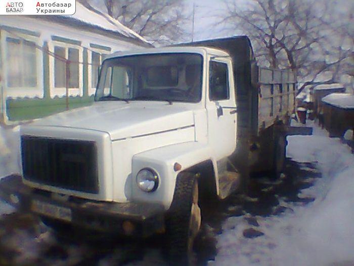автобазар украины - Продажа 2005 г.в.  Газ 3307 самосвал