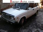 1986 ВАЗ 2107