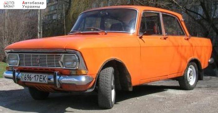 автобазар украины - Продажа 1975 г.в.  Москвич 412 ex