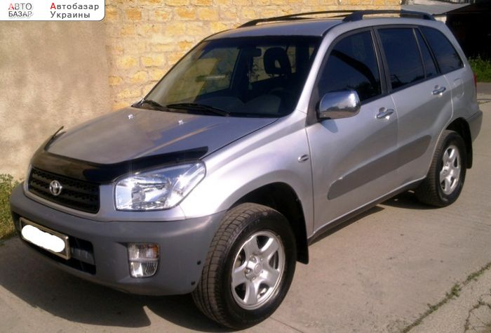 автобазар украины - Продажа 2001 г.в.  Toyota RAV4