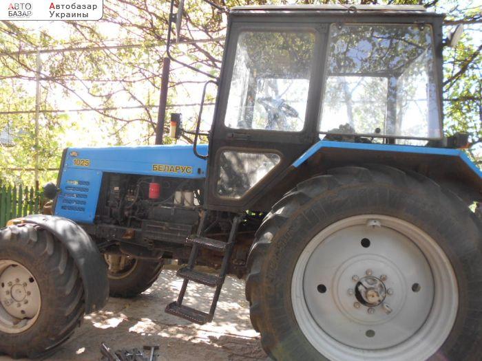 МТЗ 82 в Санкт-Петербурге. Купить трактор МТЗ 82 Беларус 82.1.
