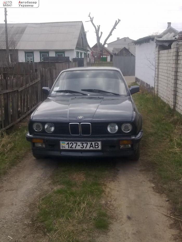 автобазар украины - Продажа 1986 г.в.  BMW 3 Series E30