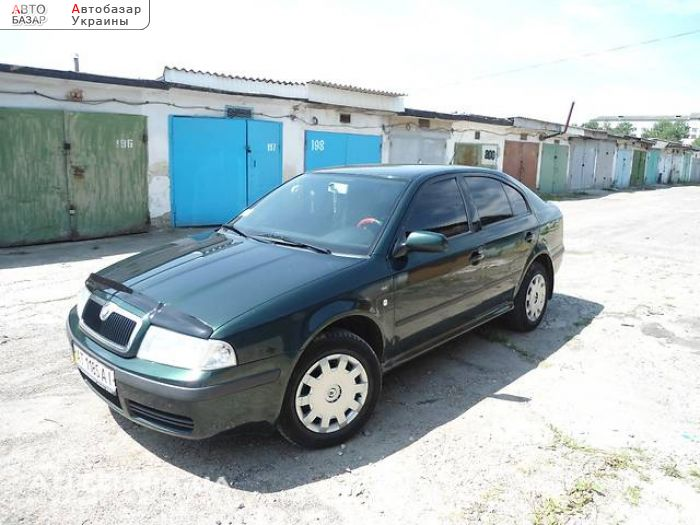 Продажа авто Skoda Octavia.
