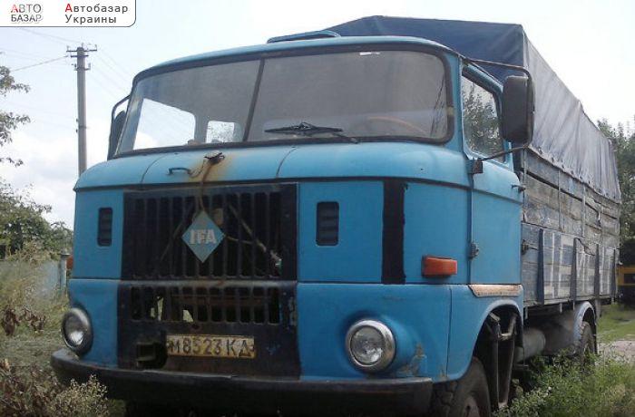 автобазар украины - Продажа 1986 г.в.  IFA W 50 L