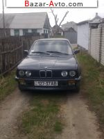1986 BMW 3 Series E30