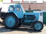 1977 Трактор ЮМЗ-6