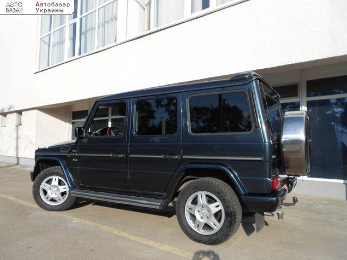 автобазар украины - Продажа 2001 г.в.  Mercedes G
