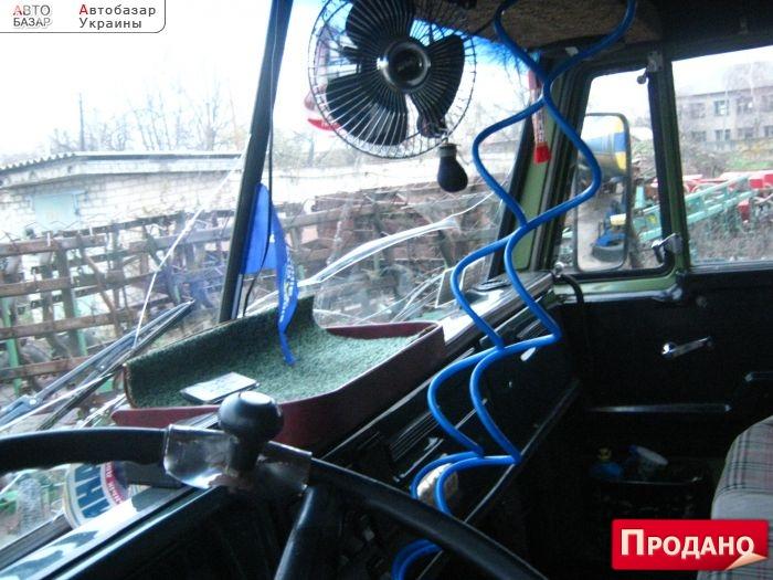 Купить КамАЗ 5320 Балаклея.  Рез…