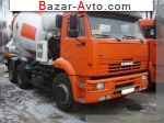 2007 КАМАЗ 6520 миксер