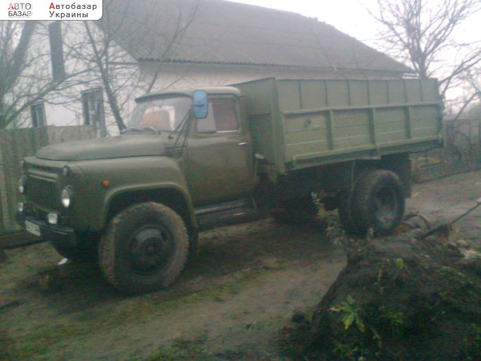 автобазар украины - Продажа 1985 г.в.  Газ 53