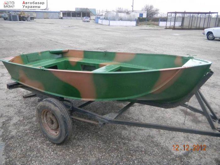 автобазар украины - Продажа 1992 г.в.  Лодка Язь-350