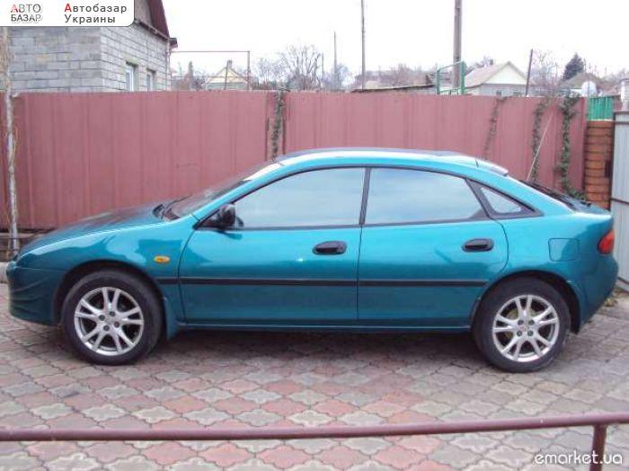 автобазар украины - Продажа 1997 г.в.  Mazda 323 F
