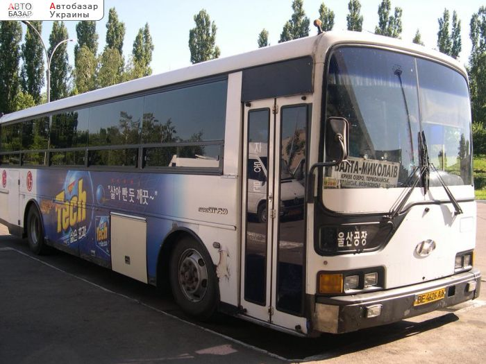 автобазар украины - Продажа 1997 г.в.  Hyundai Aero City