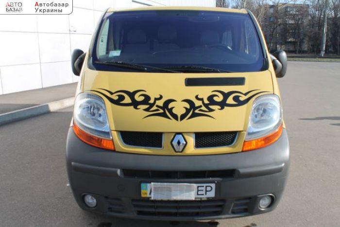 автобазар украины - Продажа 2003 г.в.  Renault Trafic