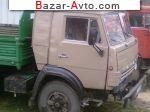 автобазар украины - Обмен 1989 г.в.  КАМАЗ 5320