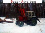 1987 Трактор ЮМЗ-6