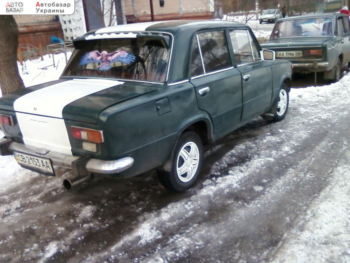 автобазар украины - Продажа 1986 г.в.  ВАЗ 2101