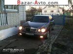 1996 Mercedes E Е220 W210