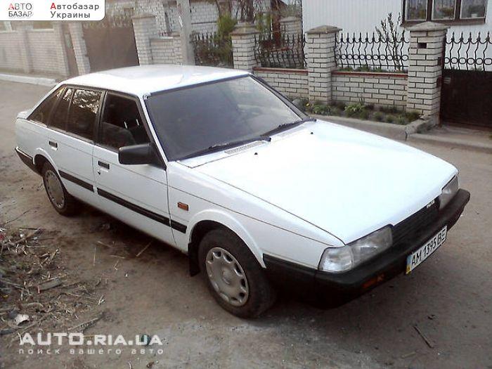 автобазар украины - Продажа 1986 г.в.  Mazda 626
