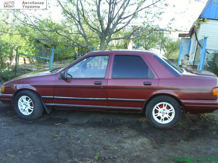 автобазар украины - Обмен 1988 г.в.  Ford Sierra