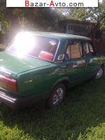 1985 ВАЗ 2107