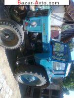 1985 Трактор МТЗ 80