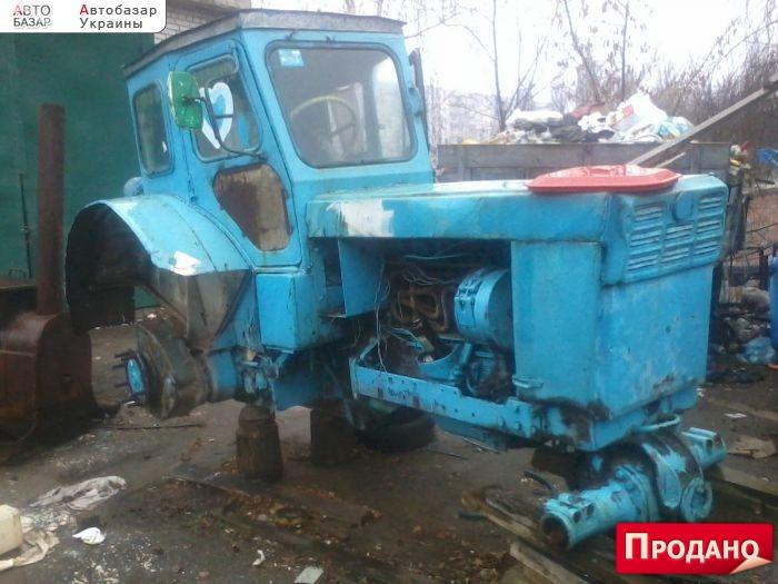 Продам трактор т-40 - ЛТЗ Т-40, 1996 - Тракторы и.