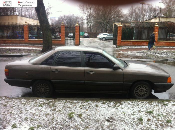 автобазар украины - Продажа 1983 г.в.  Audi 100