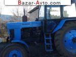 1992 Трактор МТЗ 80