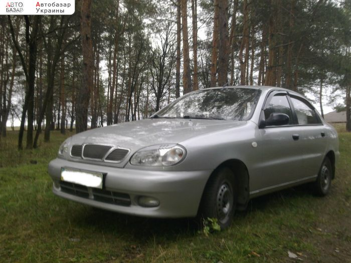 автобазар украины - Продажа 2008 г.в.  Daewoo Lanos седан