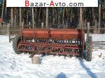 Трактор МТЗ Сеялка СЗ-3,6