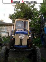 1978 Трактор ЮМЗ-6
