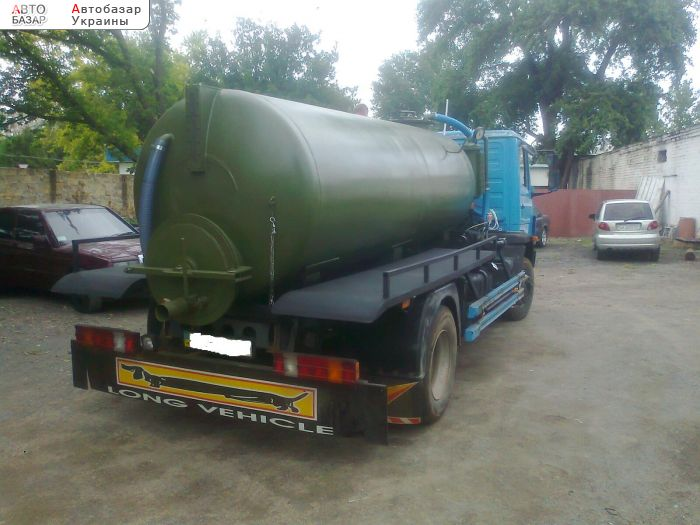 автобазар украины - Продажа 2014 г.в.  КАМАЗ 5320 Ассенизатор